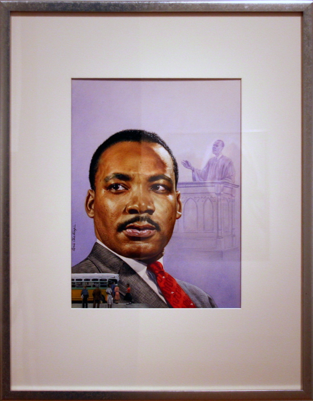 martin luther king jr 6 essay Martin luther king jr, was a noble man, who had an eventful life martin luther king jr is a symbol of social justice all over the united states.